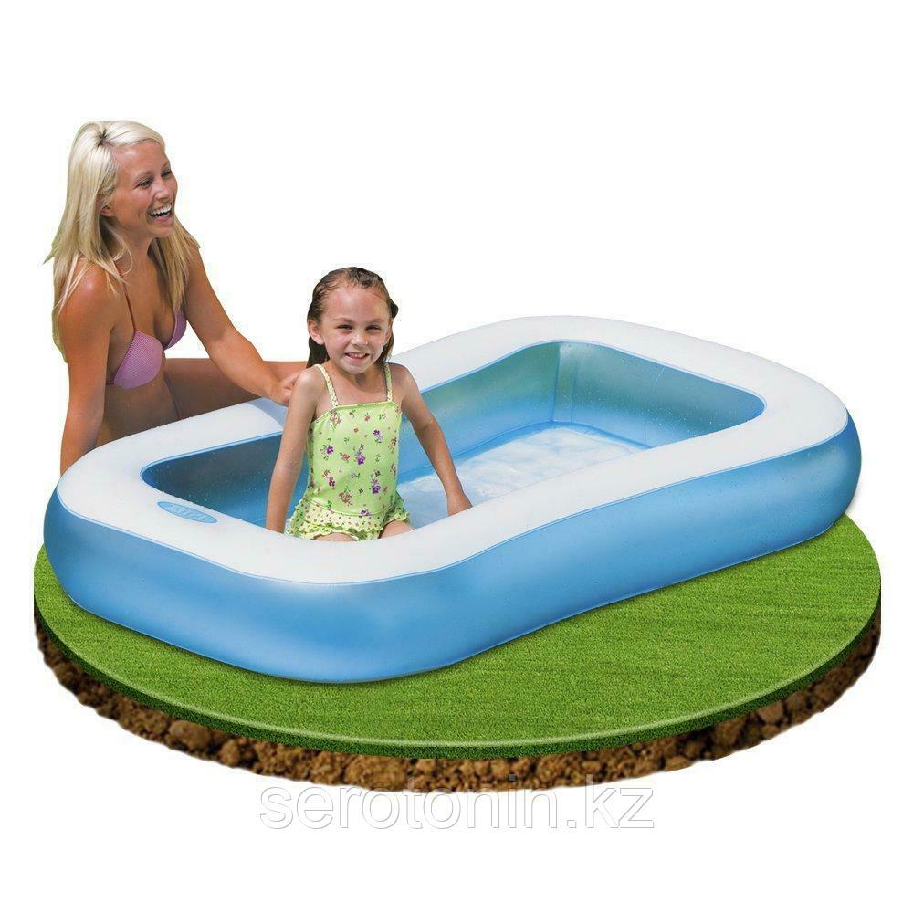 Детский бассейн Intex (1.66 см х 1.00 х 28 см)