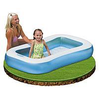 Детский бассейн Intex (1.66 см х 1.00 х 28 см), фото 1