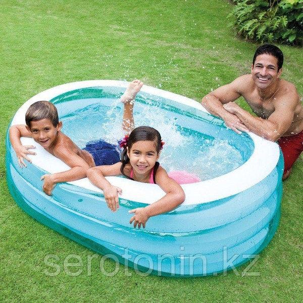 Детский бассейн Intex (163*107*46 см)