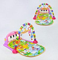 Игровой музыкальный коврик World Dream Piano Fitness Rack.