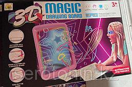 Магическая 3D-доска для рисования