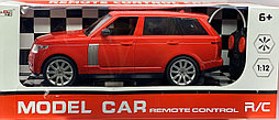 REMOTE CONTROL RANGE ROVER – 4 CHANNEL – RED