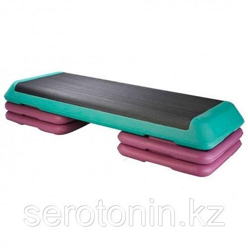 Степ платформа 3 уровня фитнес