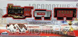 Rail King-интеллектуальная классический поезд набор