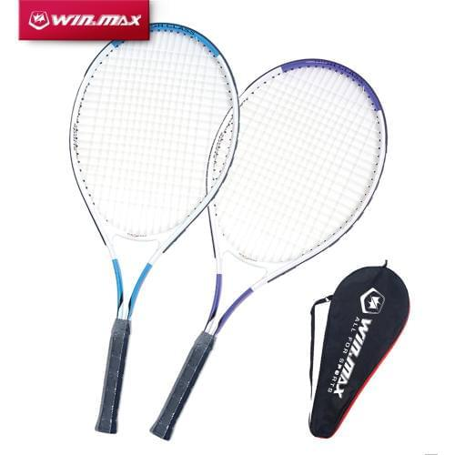 Ракетка большой теннис алюминий WinMax