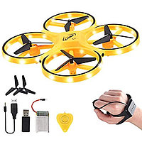 Квадрокоптер Tracker 2.4g 4 axis gravity sensor remote control watch control drone