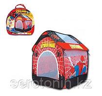 Детская игровая палатка автомат Spider-man Игровой домик 82 х 90 х 106 см
