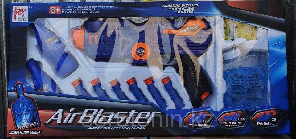Бластер 2 in 1 Water Bullets Gun Series Air Blaster