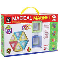 Magical Magnet: Магнитный конструктор, 20 деталей, фото 1