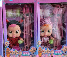 Cry babies magic tears Игровой набор