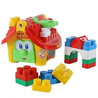 """Логический домик """"Маленький строитель"""", Полесье., фото 1"""