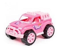 """Автомобиль """"Легион №4"""" (розовый), фото 1"""
