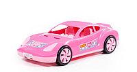 """Игрушка гоночный автомобиль """"Торнадо"""" розовый, Polesie, фото 1"""