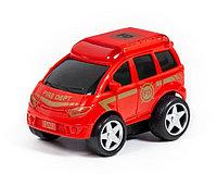 Пожарный автомобиль Полесье Крутой Вираж (78988) 10.2 см, фото 1