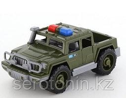 Полесье: Автомобиль-пикап военный патрульный Защитник