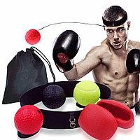Мяч для бокса ( тренажер тенисный мяч), фото 1