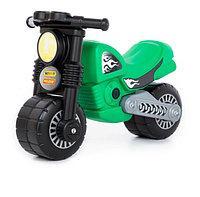 "Мотоцикл ""Моторбайк"" (зелёный), фото 1"