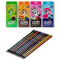 Цветные карандаши 12 цветов YALONG