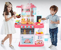 Современна кухня с водой и звуковыми эффектами 63см 36 предметов