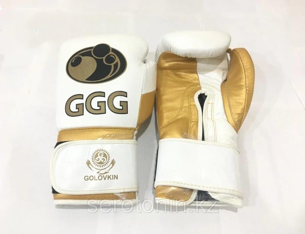 Перчатки боксерские GGG