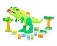 """Набор """"Динозавр"""" + конструктор (30 элементов) (в коробке), фото 1"""