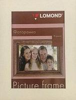 Фоторамка деревянная LOMOND 1401024 (Белая-07, A5, 15*21см)