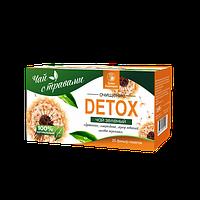 """Чай с травами """"DETOX I ОЧИЩЕНИЕ"""" (Детокс) (20 фильтр-пакетов)"""