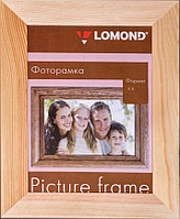 Фоторамка деревянная LOMOND 1409000 (Эконом-08, A6, 10*15см)