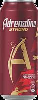 Напиток энергетический Adrenaline Strong 499 мл