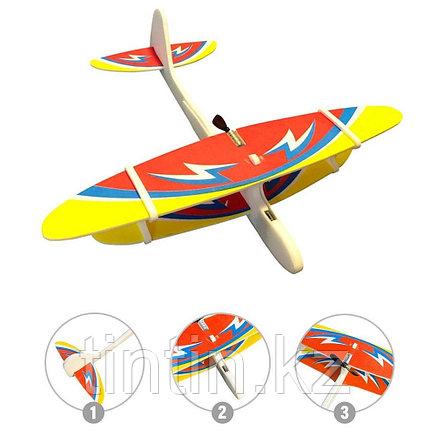 Метательный планер, самолет с мотором и аккумулятором, фото 2