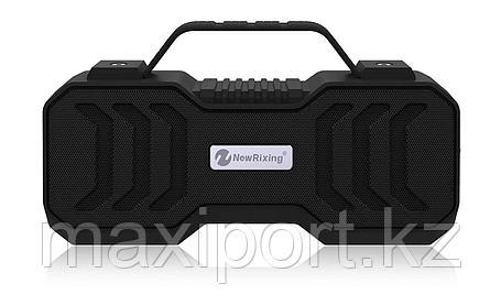 Портативная колонка New Rixing NR с защитой от брызг (батарея до 10 часов), фото 2