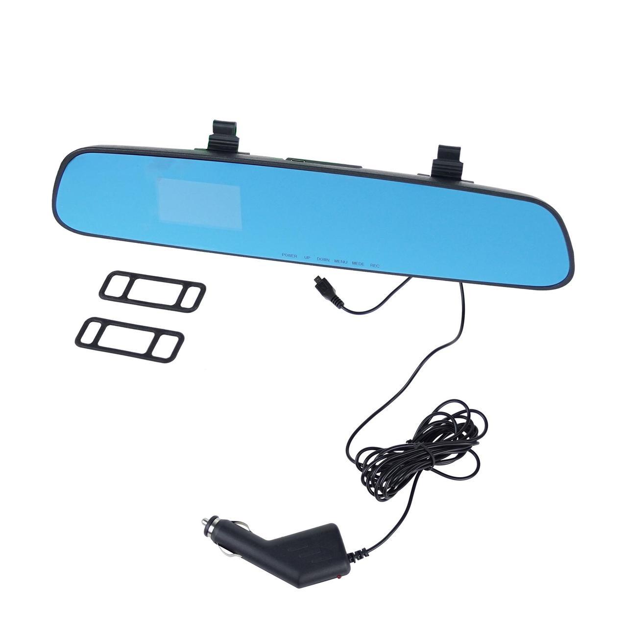 Уценка! Регистратор-зеркало DVR-138