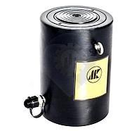 Домкрат алюминиевый гидравлический ДГА50-100П с пружинным возвратом
