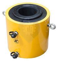 Домкрат с полым штоком ДП60-100Г (гидравлический возврат)