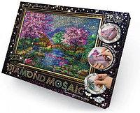 Diamond Mosaic Алмазная живопись картина из страз Сакура
