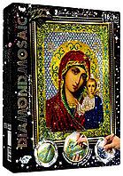 Diamond Mosaic Алмазная живопись картина из страз Икона Божья матерь
