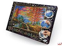Diamond Mosaic Алмазная живопись картина из страз Осенний пейзаж