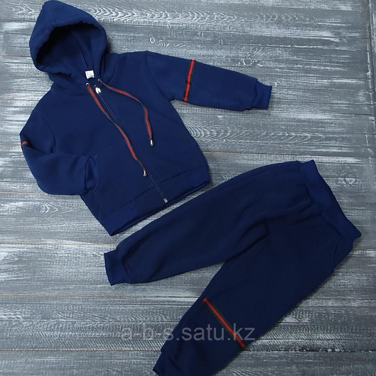 Спортивный костюм синий Gucci