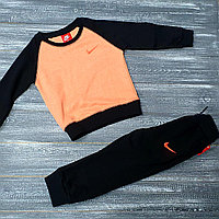Спортивный костюм Nike оранж