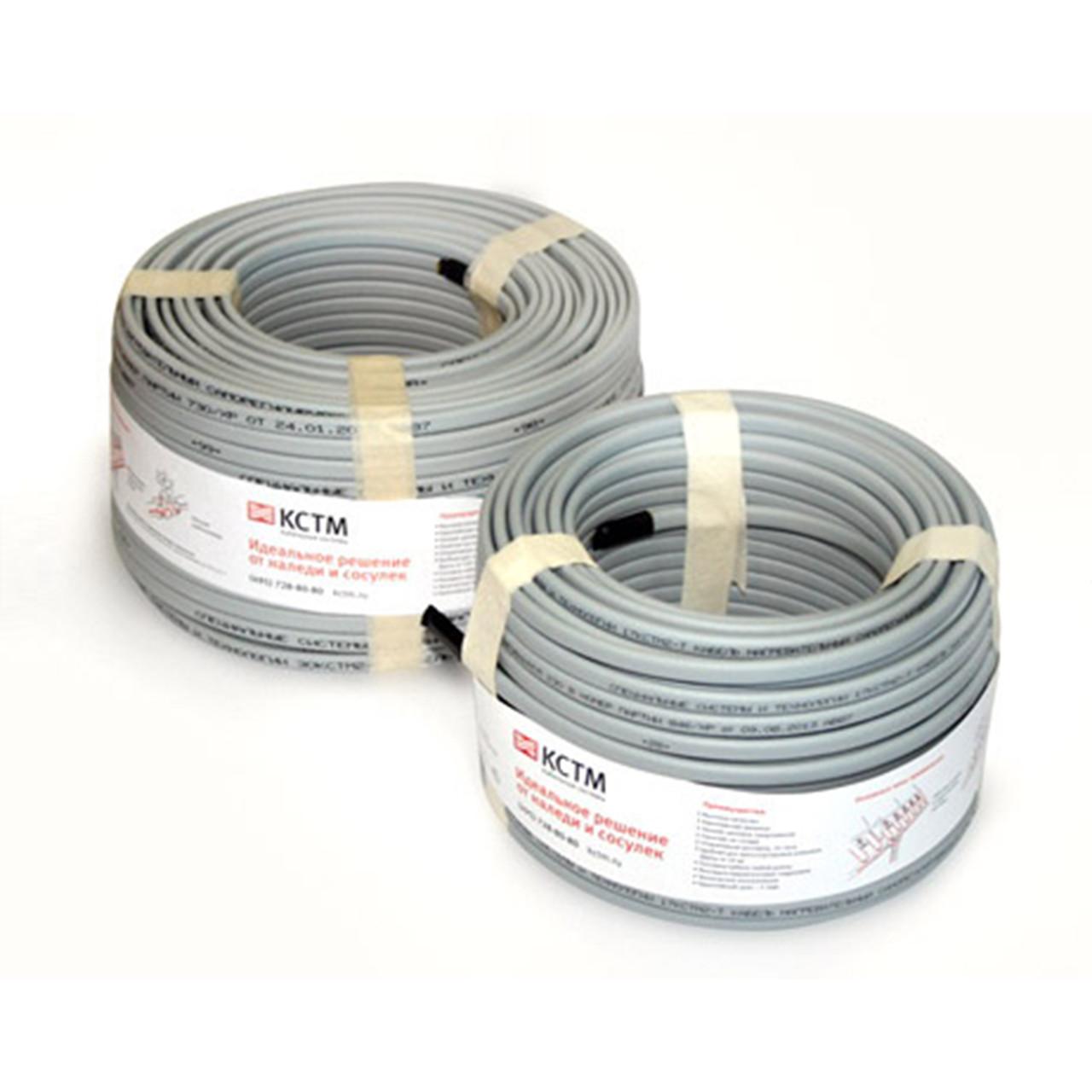 Саморегулирующийся нагревательный кабель 30КСТМ2-Т(антиобледенение)
