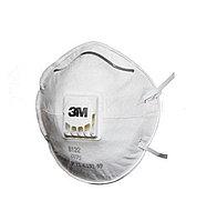 Респиратор 3M (маска) с клапаном выдоха 3М 8122 класс защиты FFP2