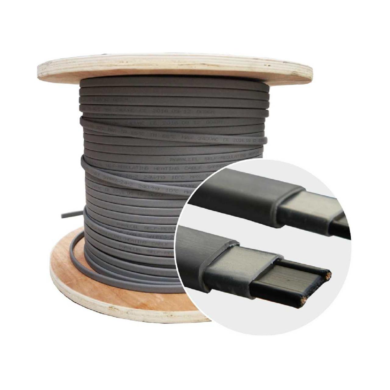 Саморегулирующийся нагревательный кабель SRL 16-2(антиобледенение)