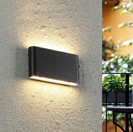 Настенный светильник SCT 12W, светодиодный