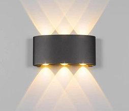 Настенный светильник LOFT 6W, светодиодный