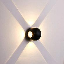Настенный светильник ORBITA 12W, светодиодный