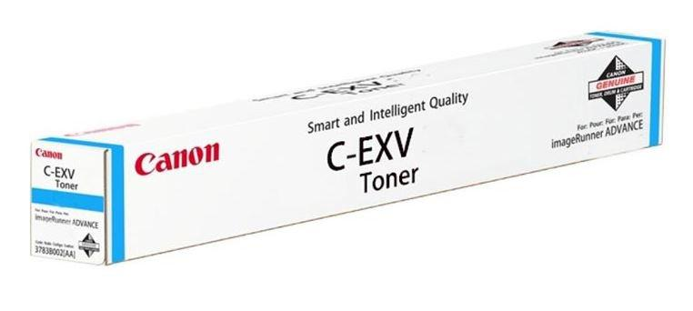 Лазерный картридж Canon C-EXV 51L (Сyan, 26000 стр)