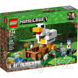 LEGO Minecraft: Курятник 21140
