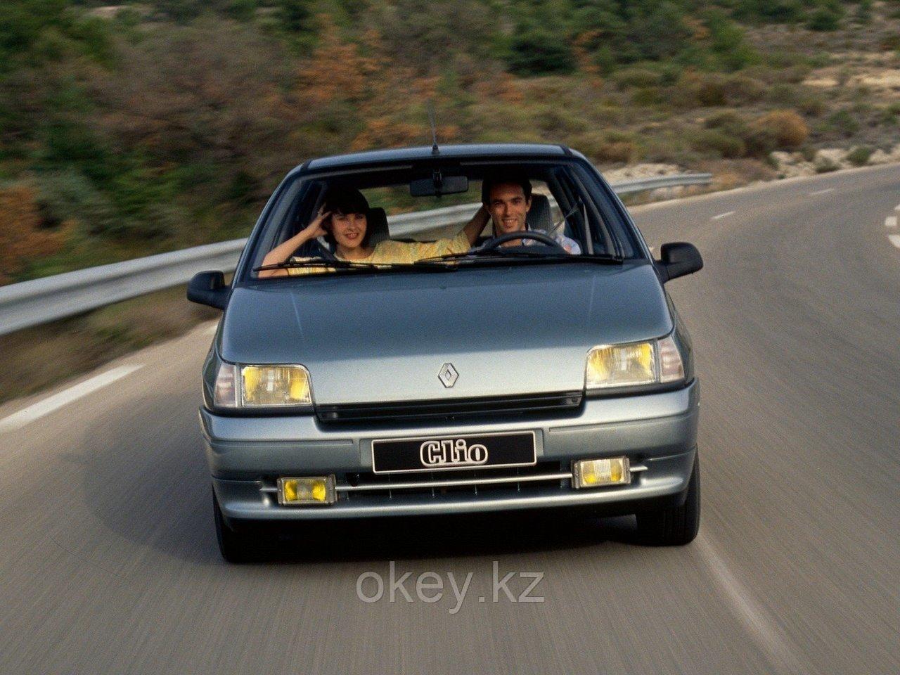 Тормозные колодки Kötl 400KT для Renault Clio I хэтчбек (B/C57_, 5/357_) 1.8 16V (C57D), 1991-1996 года выпуска.
