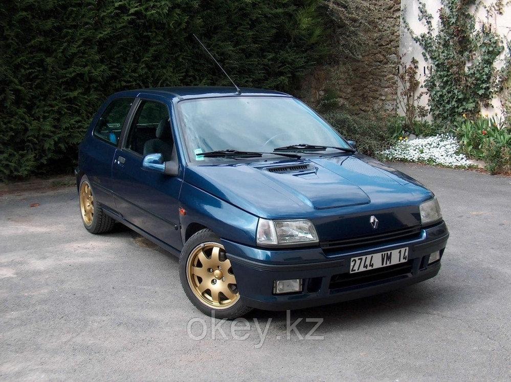 Тормозные колодки Kötl 400KT для Renault Clio I хэтчбек (B/C57_, 5/357_) Williams (B/C57M), 1994-1998 года