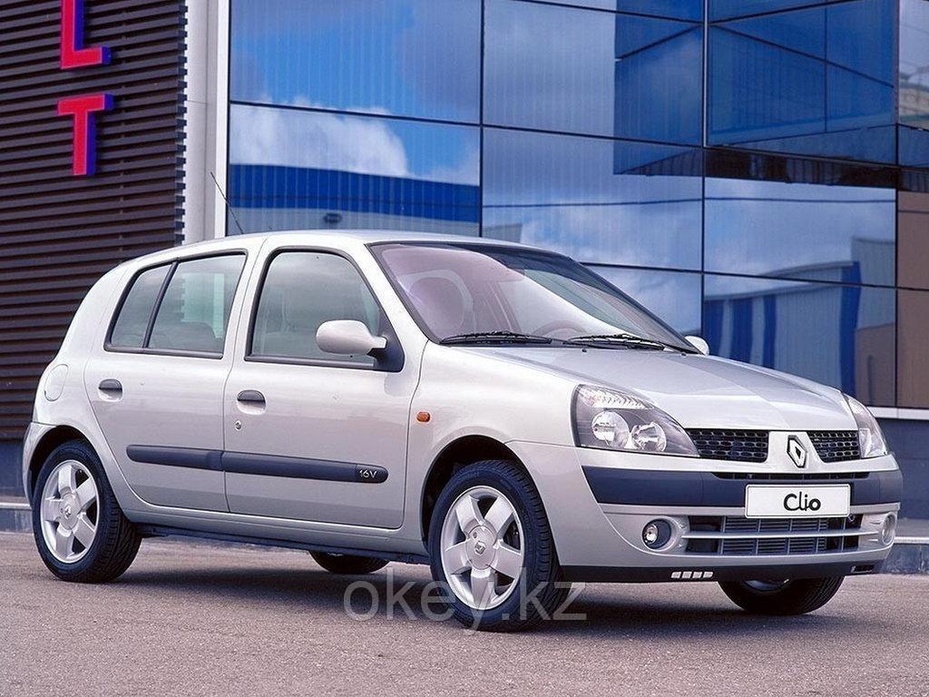 Тормозные колодки Kötl 400KT для Renault Clio II хэтчбек (BB0/1/2_, CB0/1/2_) 1.5 dCi (B/CB3N), 2007-2011 года выпуска.